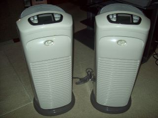 Hunter HEPAtech 2 Air Purifiers with Manual Model 30752