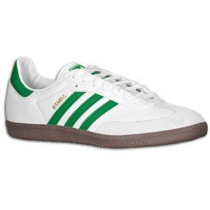 adidas Originals Samba   Mens   Soccer   Shoes   White/Gum