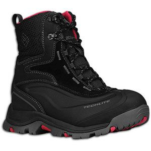 Columbia Bugaboot Plus   Womens   Casual   Shoes   Black/Bright Rose