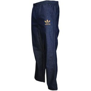 adidas Originals Denim Track Pant   Mens   Casual   Clothing   Dark