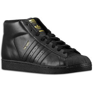 adidas Originals Pro Model   Mens   Basketball   Shoes   Black/Black