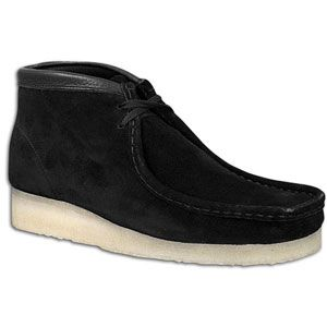Clarks Wallabee Boot   Mens   Casual   Shoes   Black