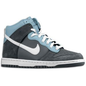 Nike Dunk High   Mens   Basketball   Shoes   Anthracite/Pure Platinum