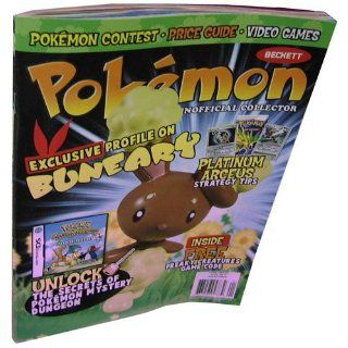 Beckett 2010 jan pokemon cards price guide magazine 122 toys amp games