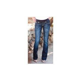 Miss Me Maternity Jeans  Angel Bootcut   Vintage Blue