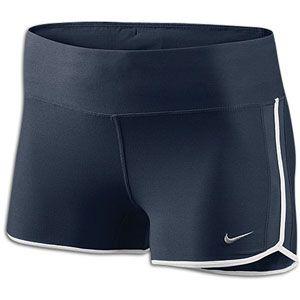 Nike 2 Boy Short   Womens   Thunder Blue/White/University Blue/Matte