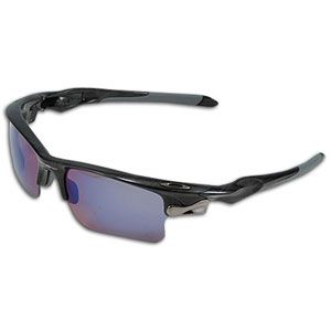 Oakley Fast Jacket XLJ Sunglasses   Baseball   Accessories   Black