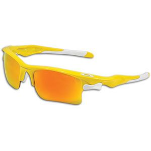 Oakley Fast Jacket XLJ Sunglasses   Baseball   Accessories   Lemon