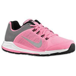 Nike Zoom Elite + 6   Womens   Cool Grey/Polarized Pink/Black/Reflect