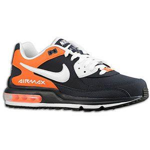Nike Air Max Wright   Mens   Running   Shoes   Dark Obsidian/White