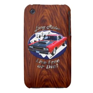 Dodge Coronet Superbee iPhone 3G/3GS Case iPhone 3 Case Mate Case