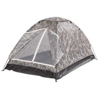 Camo 2 Person Tent/ Quick Setup/ Camouflage Hunting, Camping, Shelter