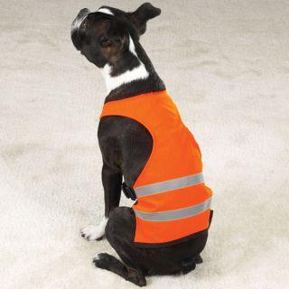 Gear Reflective Walking Dog Safety Hunting Vests Orange
