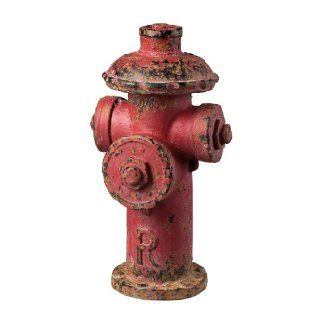 Sterling Industries 129 1025 Fire Hydrant Décor