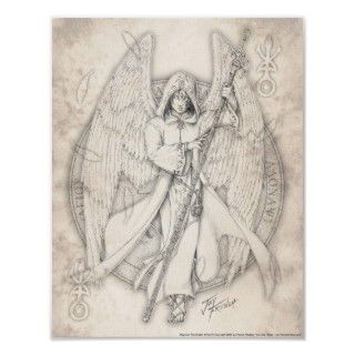 Raphael: The Breath of God. The patron angel of healing and medicine