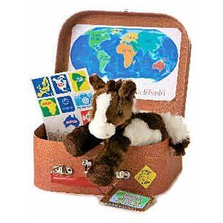 Around the World Painted Horse 8 Toys & Games