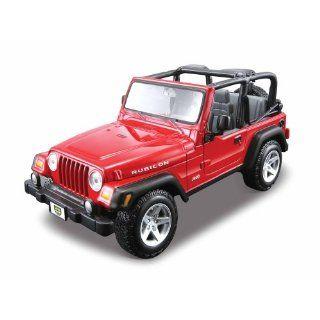Maisto 127 AL Jeep Wrangler Rubicon Assembly Line Model