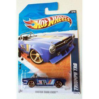 2010 Hot Wheels 131/240   Faster Than Ever 3/10   Triumph