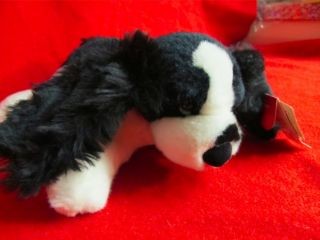 Plush Dog Spaniel Huntly Russ 11 #20631 Plush so cute, NEW