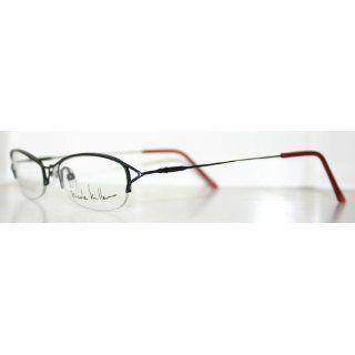 NICOLE MILLER SPAGHETTI STRAP Womens Eyeglass Frame BLACK