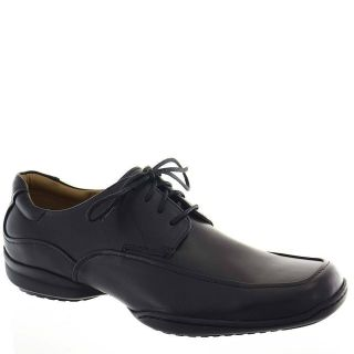 Hush Puppies Mens Dress Shoes Luxembourg Black Leather