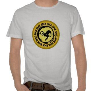 Nice BMX Seal Shirts