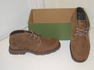Timberland Hyannis Chukka Brown Boots Shoes Womens 7 W