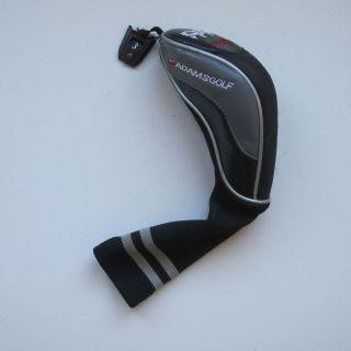 Adams Golf Idea Tech Hybrid Headcover Head Cover With 2 3 4 5 7 9 X