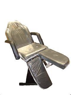 Hydraulic Black Split Leg Tattoo Chair Table Bed Salon Massage Spa