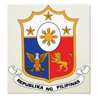 Philippines quality Flag Circle Posters