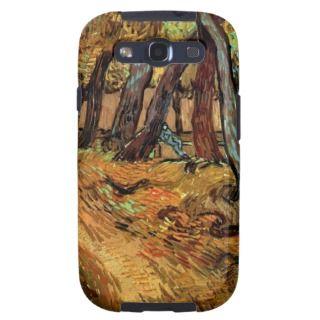 Van Gogh   The Garden Of Saint Paul Hospital Samsung Galaxy SIII