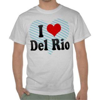 Love Del Rio, United States Tee Shirt