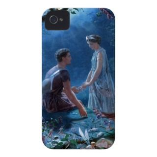 John Simmons A Midsummer Nights Dream iPhone 4 Case