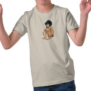 Disney Jungle Book Mowgli T Shirts