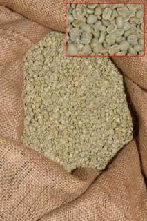 25lbs Costa Rican Hard Bean Green Coffee Beans