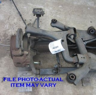 02 03 04 05 Hyundai XG350 L Rear Suspension