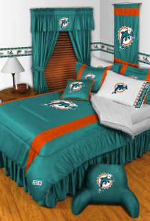 Dolphins NFL Bedroom Decor More Items Make Your Own Bedroom