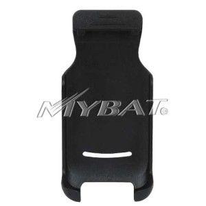 Black Swivel Clip Holster Boost Mobile Motorola I410