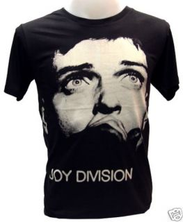 Joy Division Ian Curtis Punk Rock Legend Vtg T Shirt M