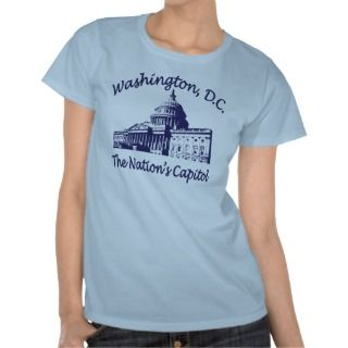 Washington DC Tshirts