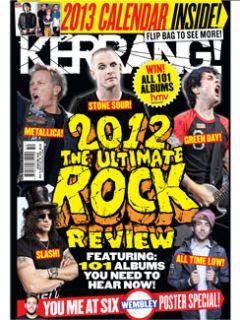 KERRANG 1445 You Me at Six Poster Special Paramore Black Sabbath 2013