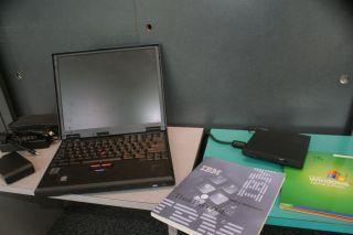 IBM ThinkPad 600E Laptop Notebook