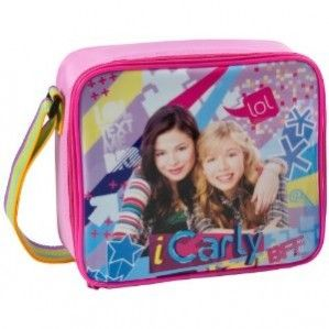 iCarly Official Lunch Bag Box Insulated New Gifts