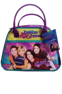 iCarly Girls School Lunch Box Bag Purse Sam Freddy Spencer Carly New