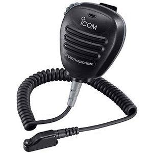 Icom HM 138 Waterproof Speaker Mic VHF Radio New