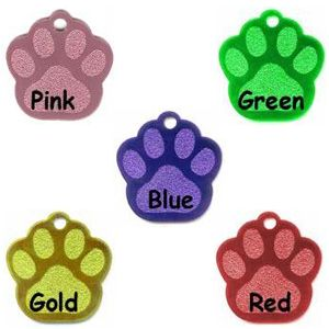 Free Custom Engraved Dog Tag Cat Tag Pet ID Name Tags Plus Free
