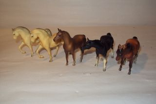 1975 Breyer Horse Lot
