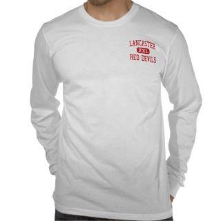 Lancaster   Red Devils   High   Lancaster Virginia Tshirts