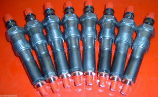 92 94 7 3L IDI Turbo Ford Diesel Fuel Injectors Also Fits