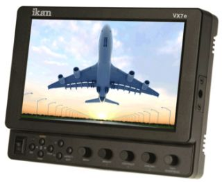 Product: ikan Corporation VX7E C 7 HD SDI LCD Monitor, Canon